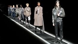 Видео: Dior представил осеннюю коллекцию одежды для мужчин