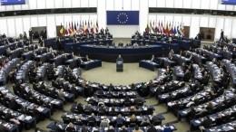 ВЕвропарламенте спохватились из-за своей «трусливой беспринципности» вСирии