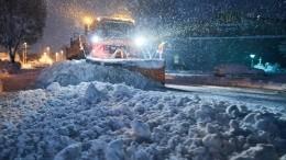 Залповый снегопад: ученые прогнозируют период неизведанных катаклизмов