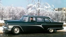 Владелец советской «Чайки» готов расстаться сней за600 тысяч долларов