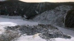 ВХабаровском крае ввели режим ЧСиз-за схода оползня