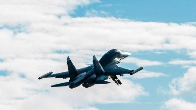 Пофакту крушения истребителей-бомбардировщиков Су-34 ведется следствие
