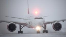 ВИркутске из-за проблем сдвигателем несмог взлететь самолет