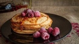 Вкусный праздник— День блина