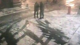 Появилось видео мощного удара Виторгана полицу Богомолова