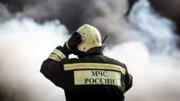Видео: пассажиры кемеровской маршрутки едва несгорели заживо