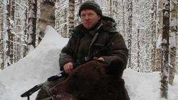 Подозреваемый врасправе над медведем пермский чиновник подал вотставку