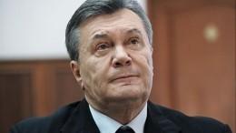 Киевский суд признал Виктора Януковича виновным вгосизмене