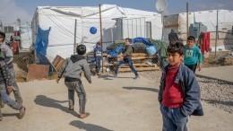 Репортаж: беженцы изИдлиба рассказали ожизни взахваченной провинции