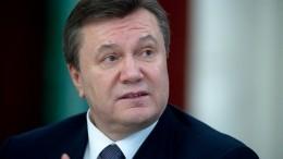 «Пародия насуд!» ВГосдуме прокомментировали приговор Януковичу