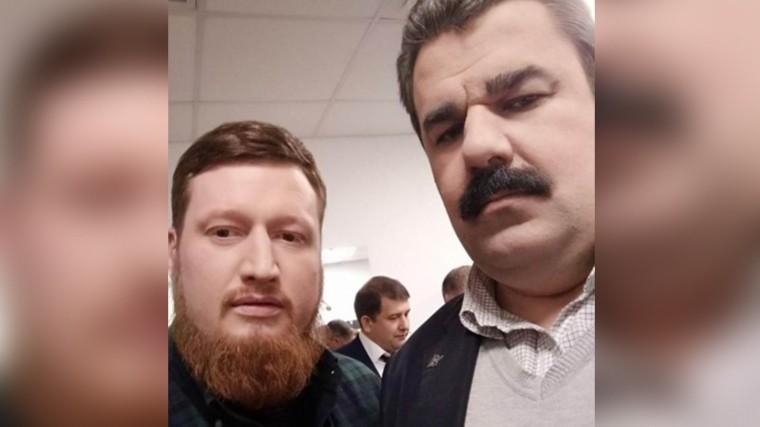 Фото: Украинские СМИ перепутали российского эксперта сНиколасом Мадуро