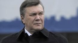 Киевский суд приговорил Януковича к13 годам лишения свободы