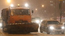 Снегопад вПоволжье парализовал работу воздушного иназемного транспорта