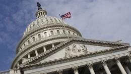 Сенат США отклонил два законопроекта опрекращении шатдауна