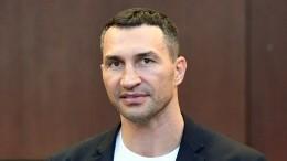 Конфуз Кличко наДавосском форуме насмешил даже его брата— видео