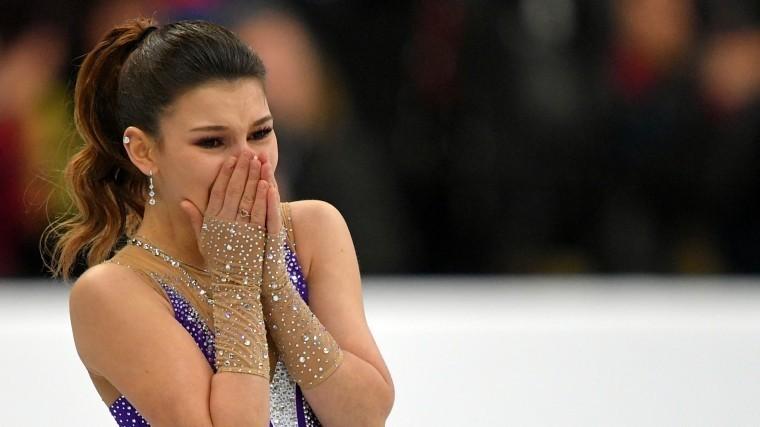 Фигуристка Софья Самодурова завоевала золото начемпионате Европы