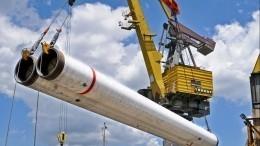 Украина признала «Турецкий поток» самым опасным проектом
