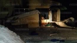 «Взрывной волной накрыло всех»— очевидец овзрыве вкафе под Саратовом