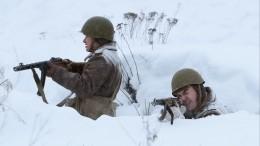 «Январский гром» воссоздали там, где онпрогремел для врага