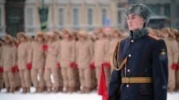 Как Петербург готовился кторжественному маршу вчесть полного снятия блокады Ленинграда