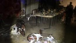 Задержана арендатор помещения кафе под Саратовом, где произошел взрыв