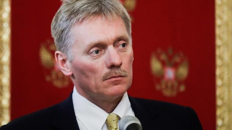 Мирный договор является основной задачей для РФиЯпонии— Песков