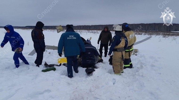 При жесткой посадке вертолета вНижегородской области пострадали два человека