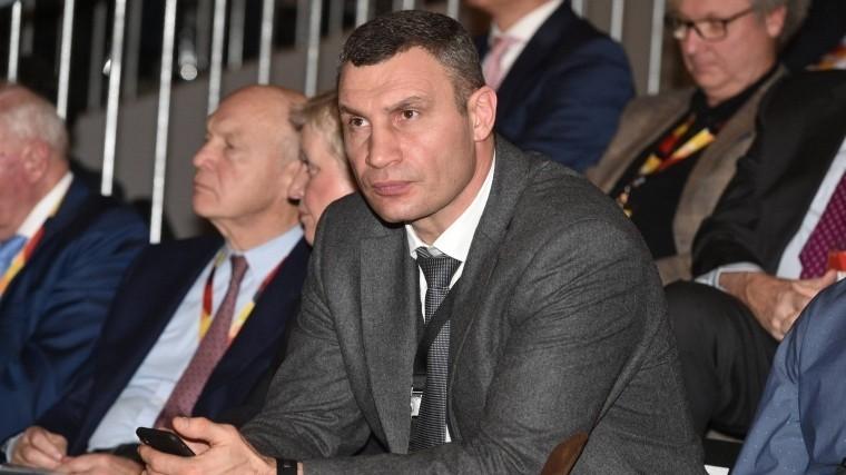 Мэр Киева Виталий Кличко экстренно госпитализирован вАвстрии