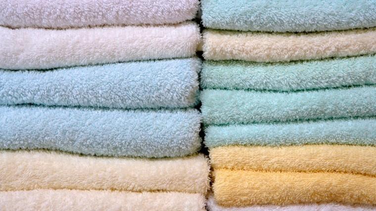 Спасение махрового полотенца отжесткости— три простых лайфхака