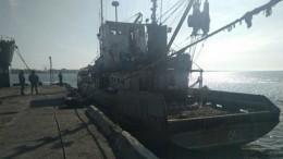 Москалькова попросила Украину предоставить информацию окапитане судна «Норд»