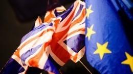 Парламент Великобритании запретил Brexit без согласования сЕС