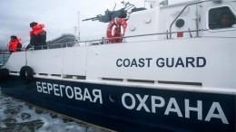 Морской патруль: Как проверяют корабли, проходящие через Керченский пролив