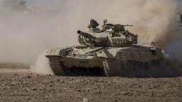США несмогли приобрести украинский танк «Оплот»