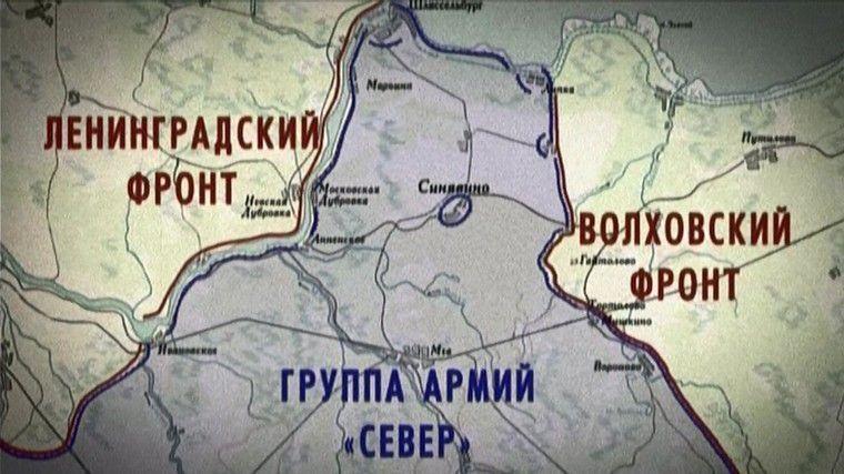 «Ленинградские истории. Синявинские высоты»
