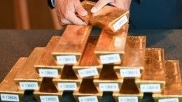 ЦБВенесуэлы намерен вближайшие дни продать 15 тонн золота ОАЭ