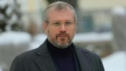 «Зелёнский»: кандидата впрезиденты Украины облили зеленкой— видео