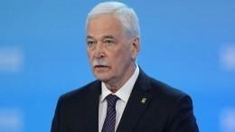 Грызлов осмерти россиянина втюрьме наУкраине: «Онбыл забит досмерти»