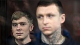 Суд рассмотрит ходатайство опродлении ареста Кокорина иМамаева