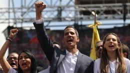 Инженер без опыта или шпион США: Кто такой Хуан Гуайдо, всколыхнувший Венесуэлу