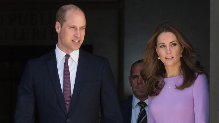 Всети проведали опылком романе принца Уильяма довстречи сКейт Миддлтон
