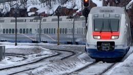 Названа предварительная причина поломки поезда «Аллегро»