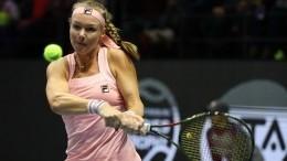 Шарапова, накал борьбы ишоу: вПетербурге прошел теннисный турнир Ladies Trophy