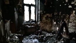 «Все сгорело»: квартира дочери Юрия Башмета сгорела наНикитском бульваре