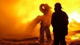 Видео: Пожар вавтосалоне вПензе