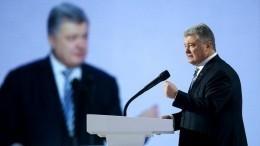 Порошенко заявил, что украинские корабли пройдут через Керченский пролив