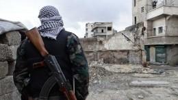 Правозащитники заявили оготовящихся боевиками провокациях схлором вИдлибе