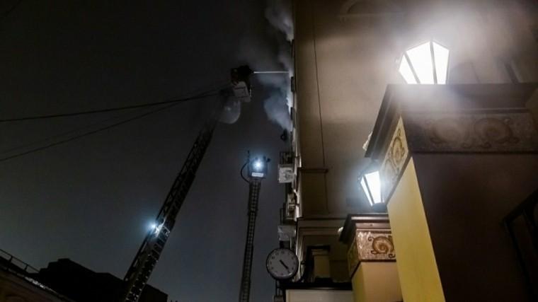 Соседи Ксении Башмет опровергли слухи опожаре вовремя вечеринки