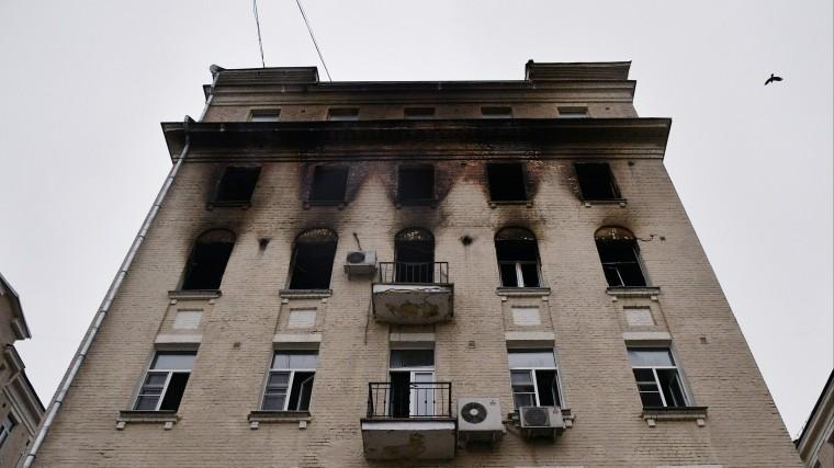 Под завалами в«доме звезд» вМоскве найден еще один погибший— СМИ