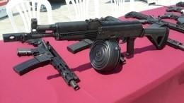 Партия оружия изСША перехвачена вВенесуэле— фото