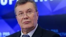 Янукович рассказал, что сМедведчуком хотят сделать наУкраине
